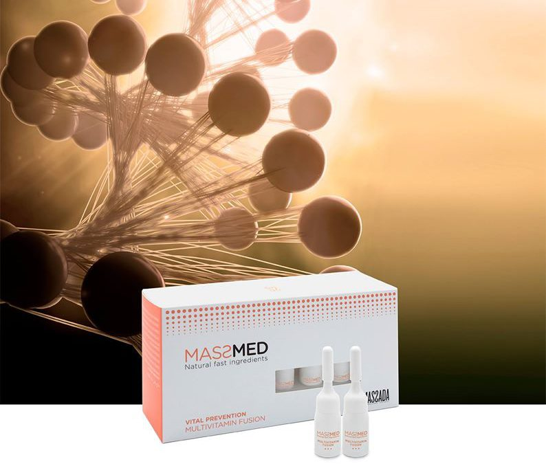 TRATAMIENTO MULTIVITAMIN FUSION MASSMED