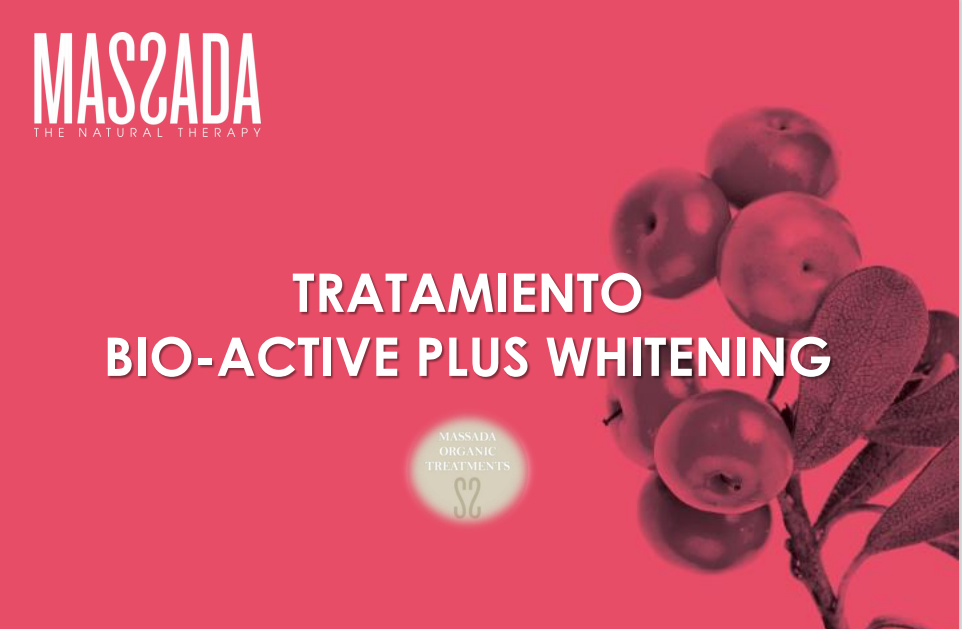 TRATAMIENTO WHITENING BIO-ACTIVE PLUS